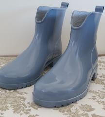 😉Niske čizme za kišu baby blue boje😉