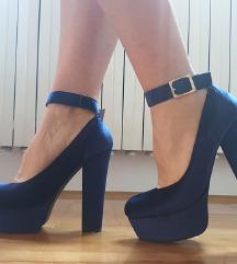 Nove plave cipele 36
