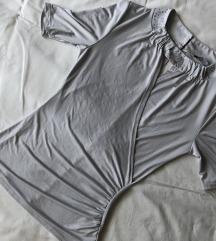 Orsay siva majica sa cirkonima