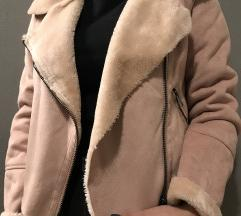 Bershka roza jakna