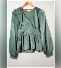 HONEY PUNCH zelena bluza/kosulja 🎀