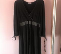 Svećana crna haljina