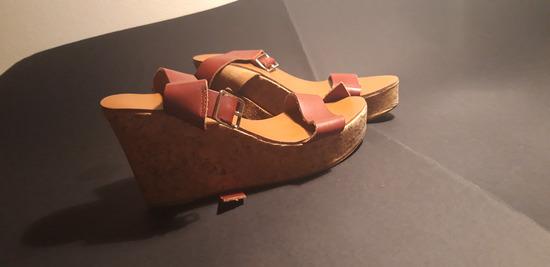 Sandale kožne pluto