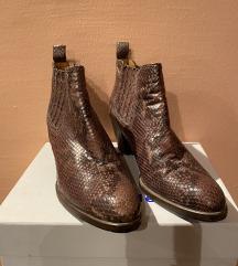 Kožne talijanske čizme!!