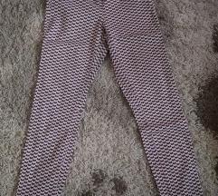 H&M hlače s uzorkom