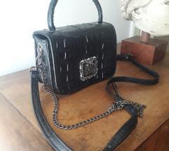 Lovely Bag crna torbica
