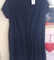 crna svečana haljina 8 god...novo