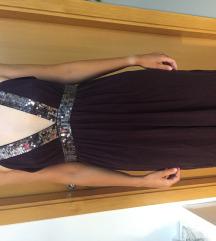 Svilena H&M haljina