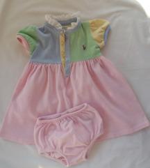 Ralph Lauren haljina i gaćice