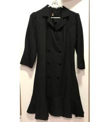 Crna uska haljina!