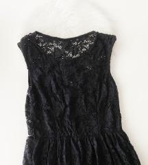 Nova cipkasta haljina