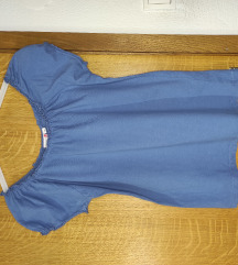 Plava kratka majica