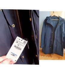 ⭐ZARA muska oversized kvalitetna jakna NOVO⭐