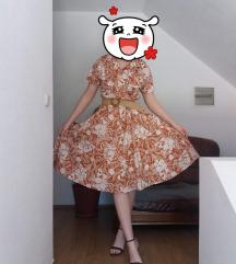 Vintage haljina univerzalna velicina