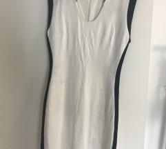 Crno bijela haljina SNIŽENO