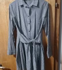 Košulja/tunika kariranog dizajna