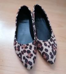 Balerinke tigraste cipele 40