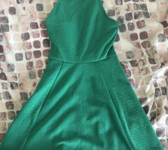 Hm zelena ljetna haljina