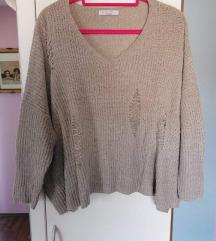 Džemper s poderotinama (NOVO!!!)