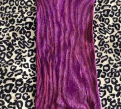 Zara rastezljiva suknja