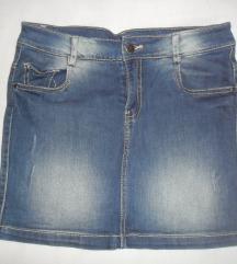Traper mini suknja Takko 158-164 (odrasli XS)