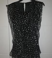 Crna bluza sa zvjezdicama