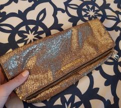 Victoria's secret zlatna torba