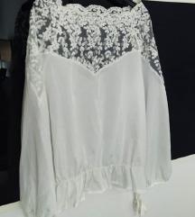 Bijela ljetna majica RASPRODAJA