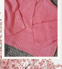 H&M nikad nošen NOVI pulover (pt uklj)