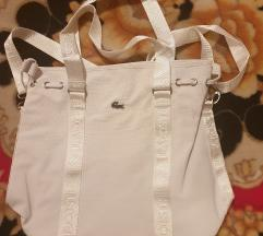 Velika Lacoste nova torba