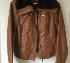 Stradivarius kožna jakna ✔️