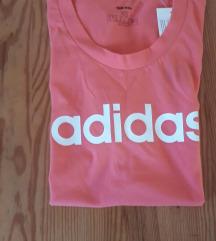 Nova adidas zenska majica s etiketom