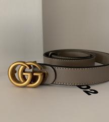Gucci remen 2 cm (kopija)