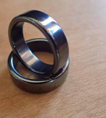 Prsten antracit boje