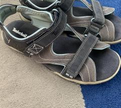 Timberland kožne plave sandale broj 40