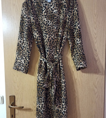 Hm leopard haljina