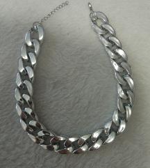Srebrna ogrlica