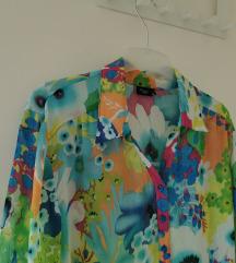 Funky šarena oversized košulja