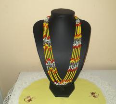 Ogrlica cvjetići