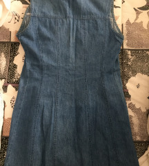 ROMANTIC traper haljina jeans tunika