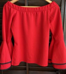 Bluza crvena vel. S / 36