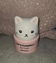 Tony Moly Cat's purrfect day cream krema za lice