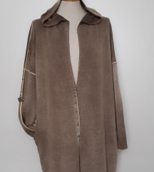 Elisa Cavaletti kardigan pulover s kapuljačom