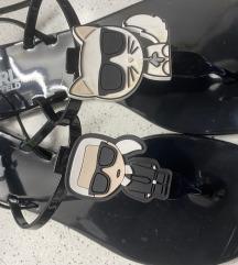 Karl Lagerfeld japanke sandale