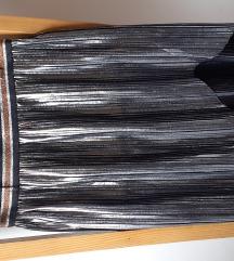 Only srebrena suknja