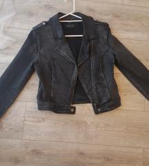 Biker style traper jakna