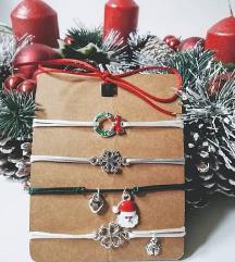 Božićne narukvice