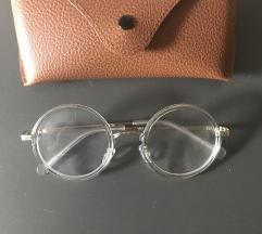Okrugle naočale za vid