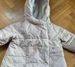 Zara zimska jaknica za curice 74