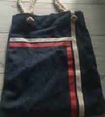 Platnena dizajnerska torba